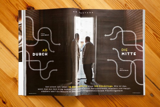 Publication Muench GQ